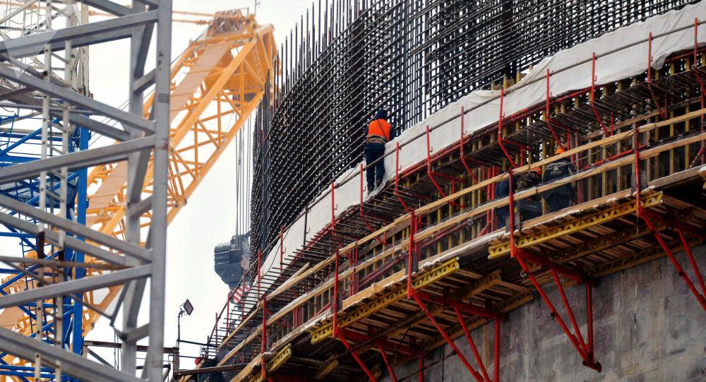 白俄罗斯核电站建设