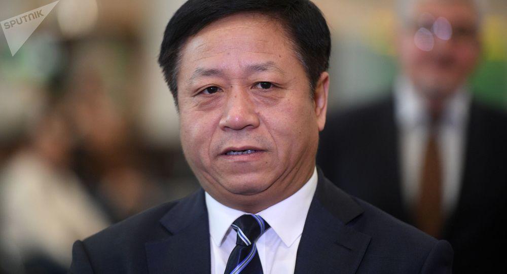 """中国驻俄大使:美方一再兜售中俄美三边军控主张意在转谋求自我""""松绑""""和绝对战略优势"""