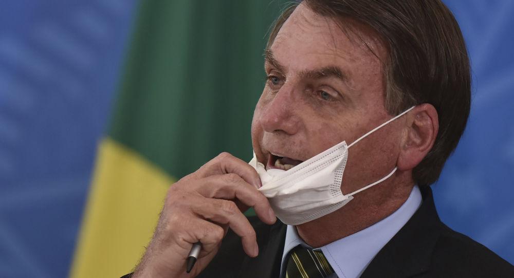 巴西总统博索纳罗