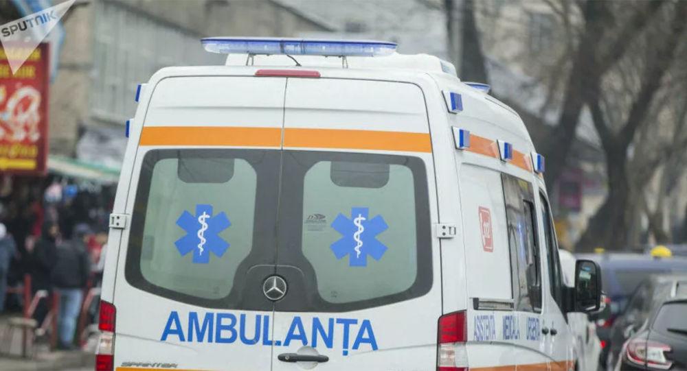 摩尔多瓦救护车