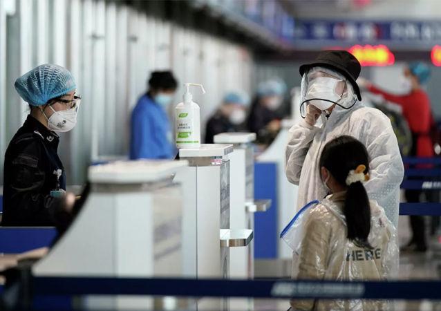 中国卫健委:中国14日新增新冠确诊病例11例