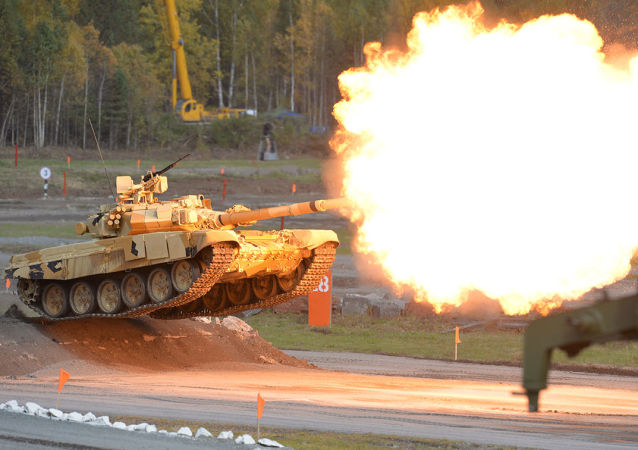 世界最佳自动装弹坦克
