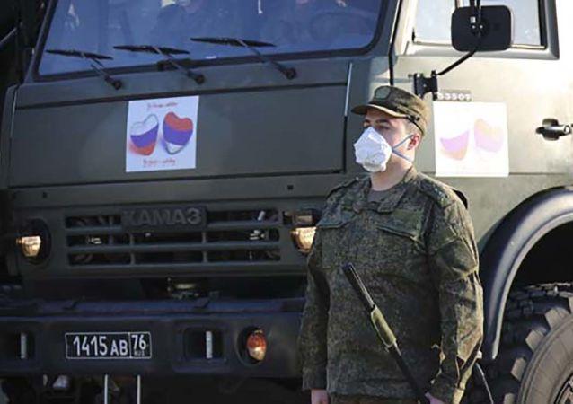 塞尔维亚国防部:塞不会忘记俄军事专家协助对抗COVID-19