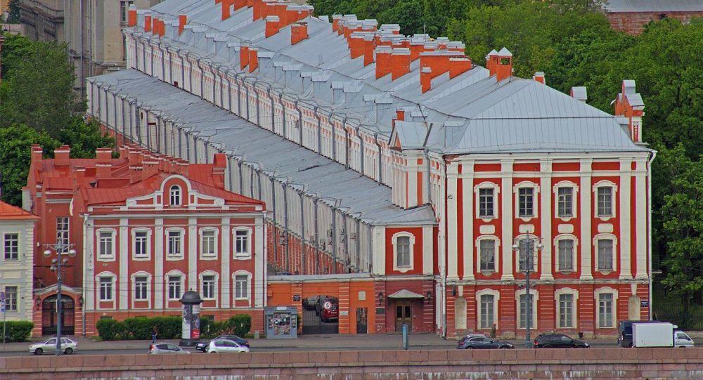 圣彼得堡十二学院