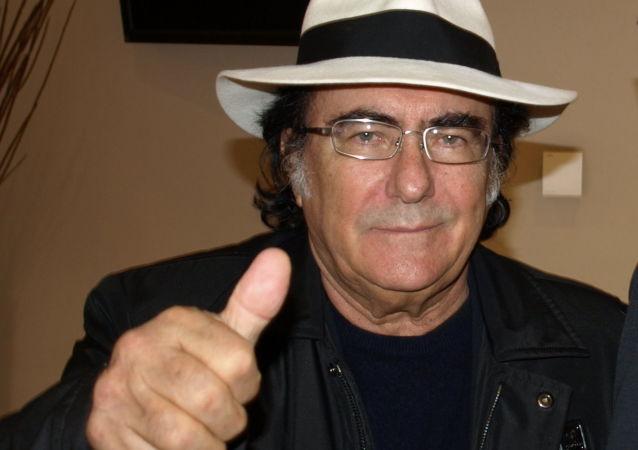 意大利知名歌手阿巴诺