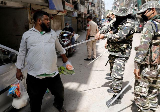 印度将隔离制度延长至5月31日