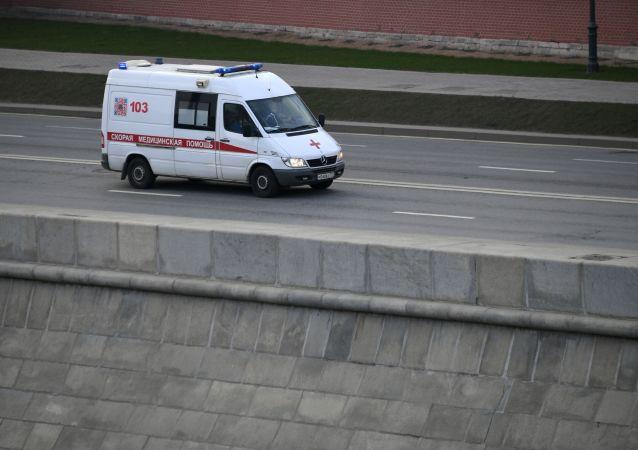 莫斯科急救车