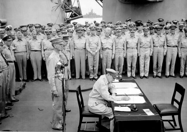 俄杜马确定第二次世界大战结束的新日期