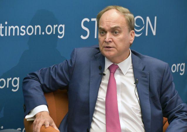 俄罗斯驻华盛顿大使阿纳托利·安东诺夫