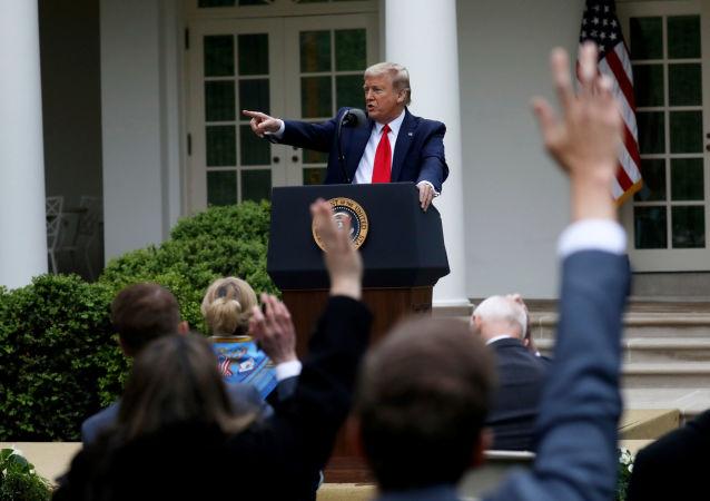 白宫记者协会年度晚宴因新冠疫情推迟至8月举行