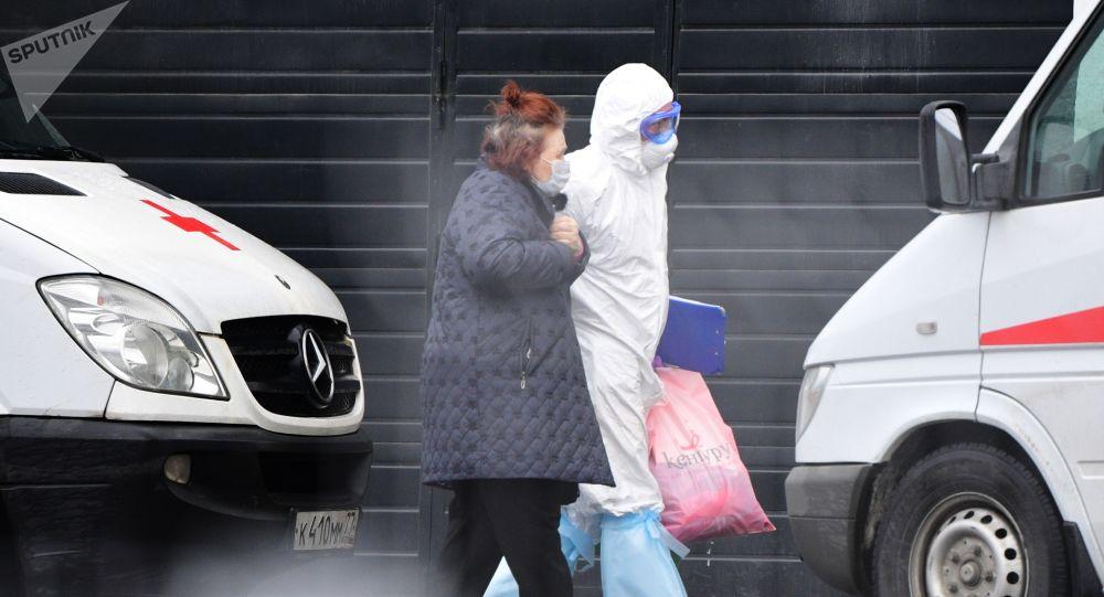 俄卫生部首席传染病学家:新冠病毒与西班牙流感传播方式具有共性