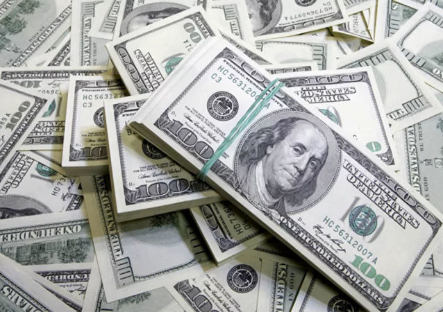 俄罗斯银行调入外币现钞金额创新高