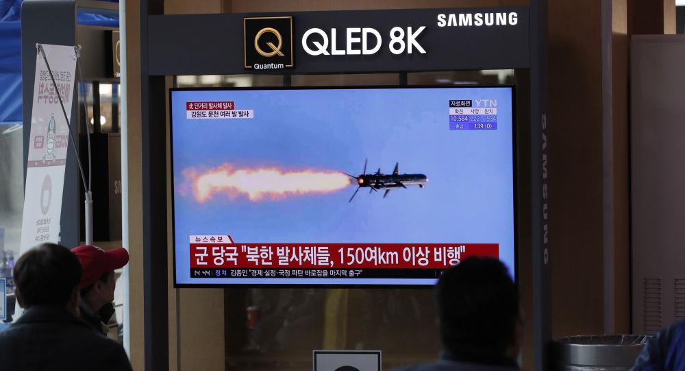导弹发射,朝鲜