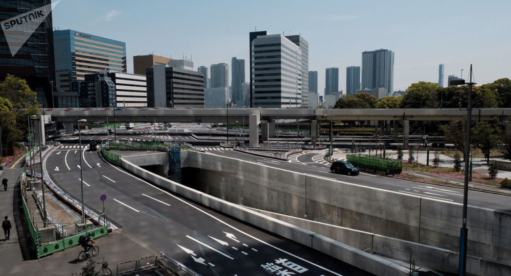 日本,COVID-19疫情
