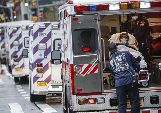 纽约居民向法院对世卫组织提起诉讼