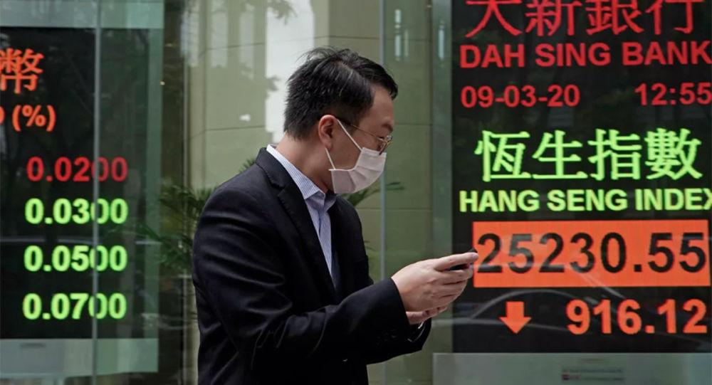 国际货币基金组织预计2020年中国GDP增长1.9%