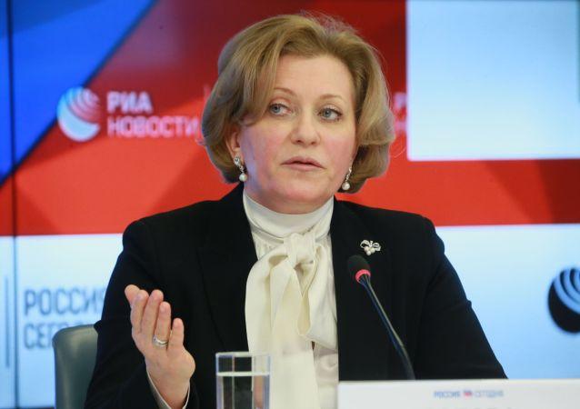 俄联邦消费者权益保护和公益监督局局长安娜·波波娃
