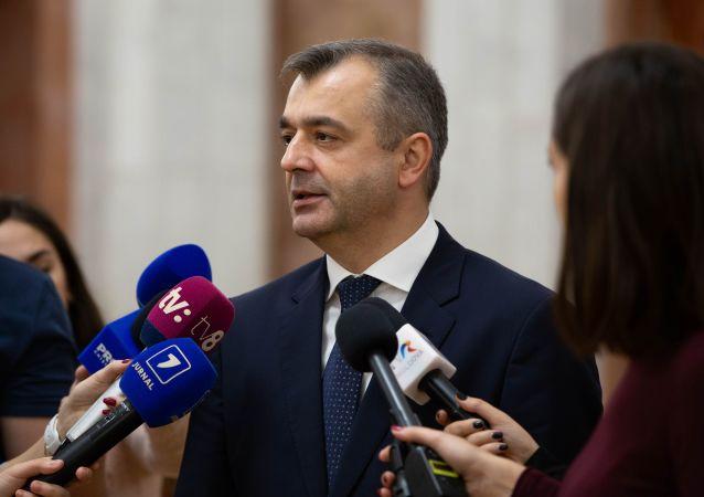 摩尔多瓦总理基库