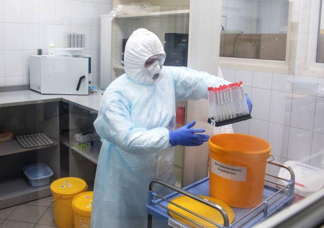 俄外交部:金砖国家开始着手建立传染病早期预警机制