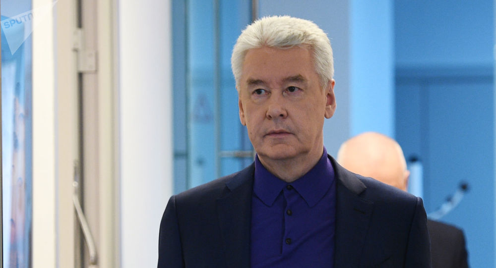 莫斯科市长提议将数字通行证系统推广至全俄所有地区
