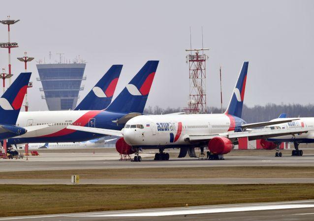 伏努科沃机场, 莫斯科