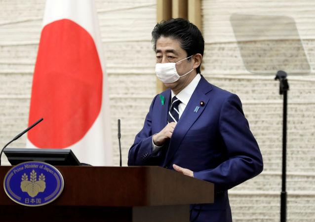 媒体:日本首相不参加莫斯科6月24日胜利阅兵