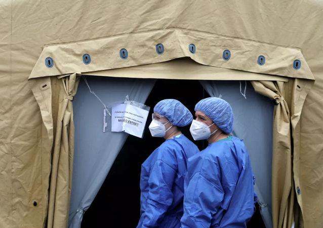 葡萄牙感染新冠病毒患者数量突破2.2万 死亡820人