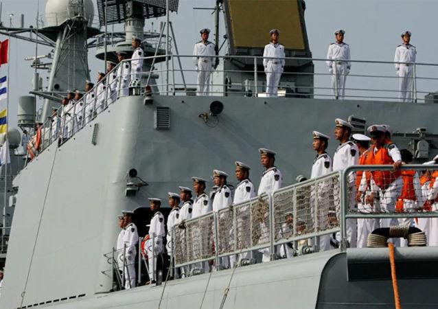 外媒:中国扩大海军基地将增强其战略影响力