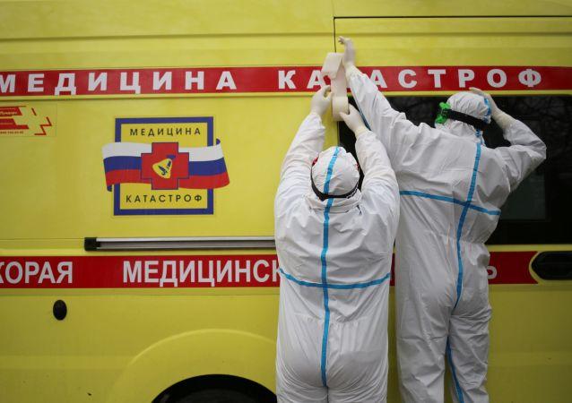 俄罗斯院士解释为何新冠病毒比其它病毒危险