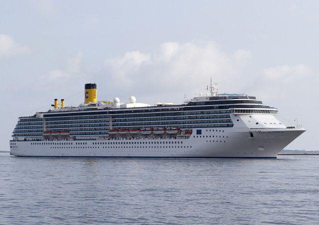 """""""歌诗达大西洋""""(Costa Atlantica)号邮轮"""