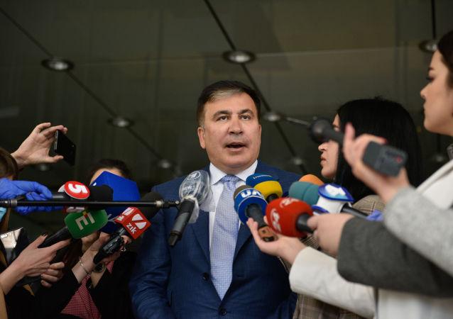 萨卡什维利谈自己在乌克兰新职位的规划