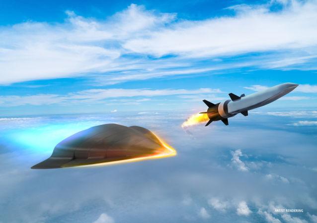 美专家:高超声速武器将改变美国空军的战术