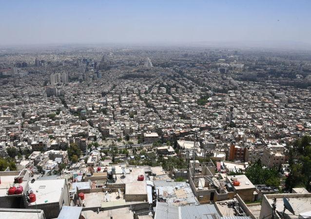 大马士革,叙利亚首都