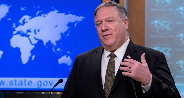 美国务卿:美国愿与俄罗斯磋商军控问题