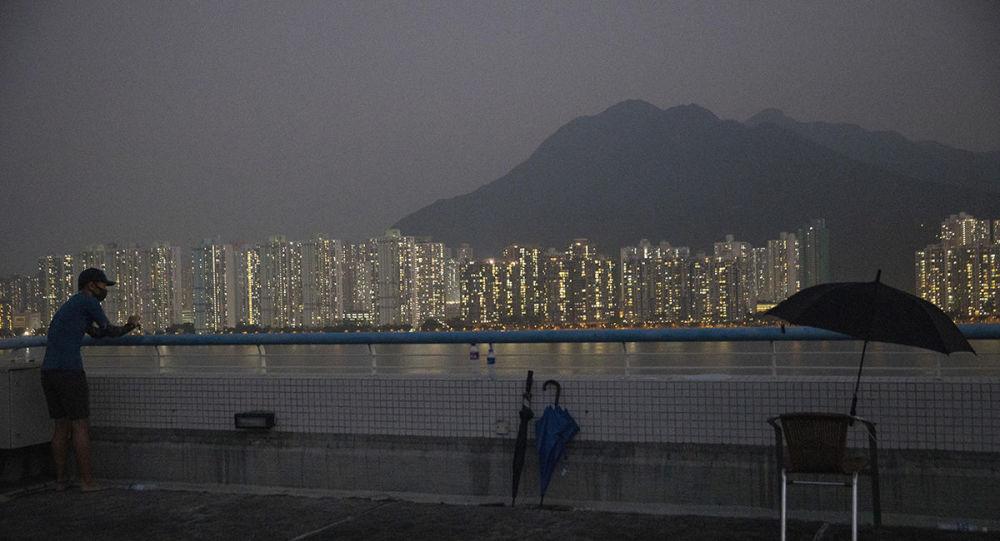 英国外交部:中国政府涉港行动违反《中英联合声明》