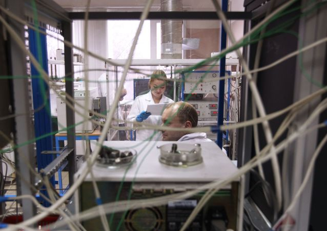 博列斯科夫催化研究所的实验室