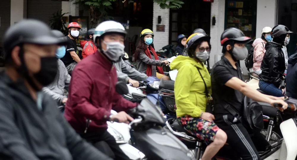 越南连续一月余无新增新冠感染病例
