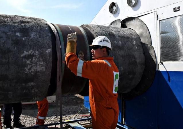 """媒体:德国监管机构将拒绝""""北溪-2""""不受欧盟天然气指令管辖的申请"""