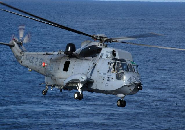 """西科斯基CH-124""""海王""""直升机"""