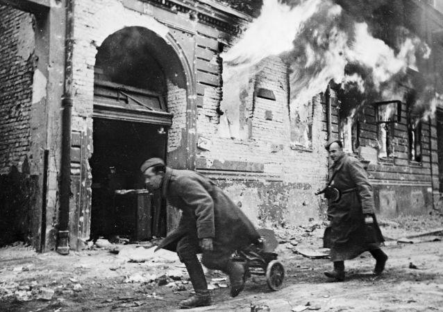 专家们在布鲁塞尔论坛上讨论维护二战历史真相