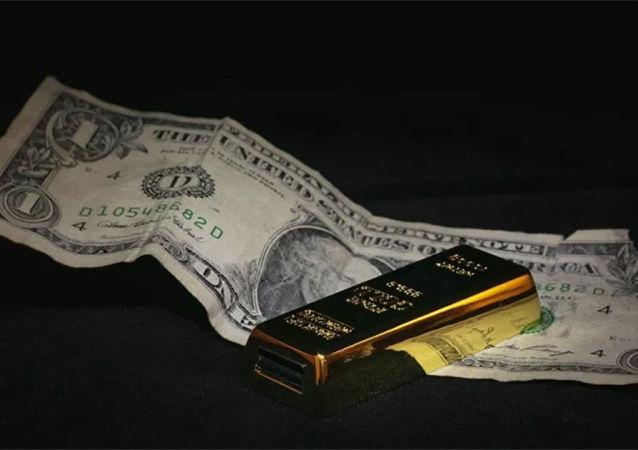 上海黄金交易所提出替代美元方案