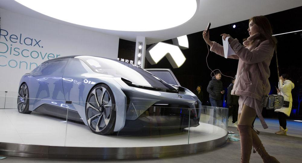 俄媒:汽车制造商Nio获巨额资金与特斯拉竞争