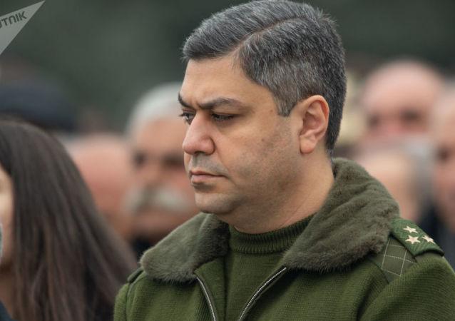 亚美尼亚国家安全局前局长阿尔杜尔·瓦涅江