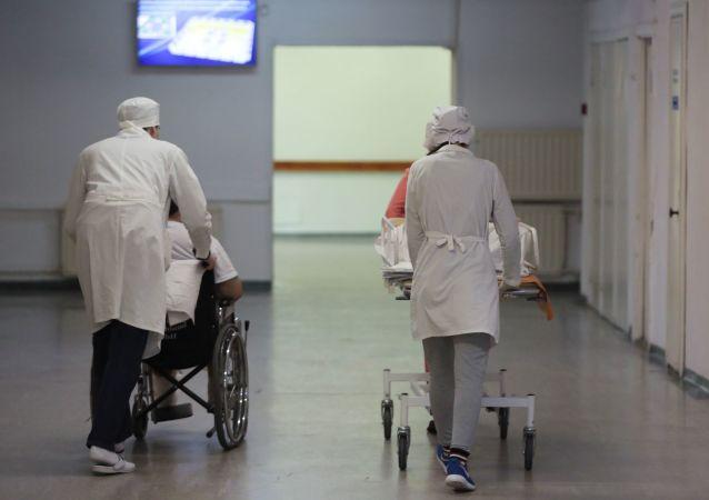 圣彼得堡贾涅利泽急救科研所