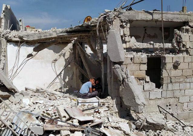 俄罗斯、土耳其和伊朗敦促以色列停止对叙利亚的军事攻击