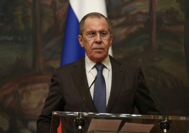 俄外长:俄罗斯反对将中国与世卫组织的合作政治化