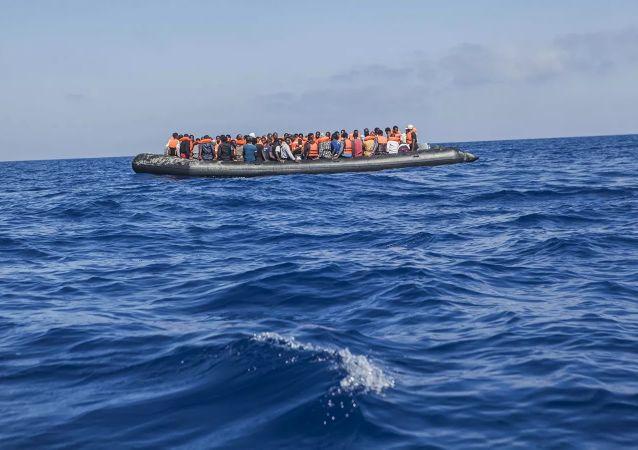 船上的移民