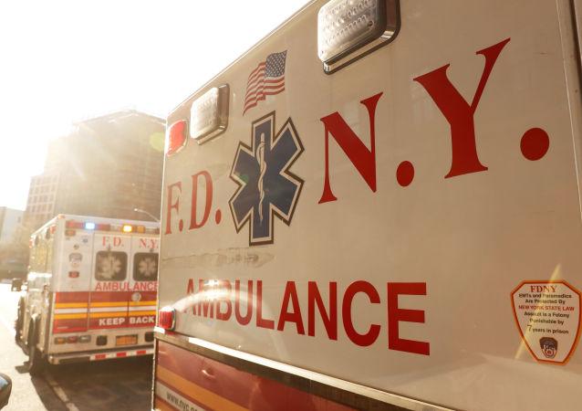 纽约州新冠病毒感染患者死亡人数已达到20597人