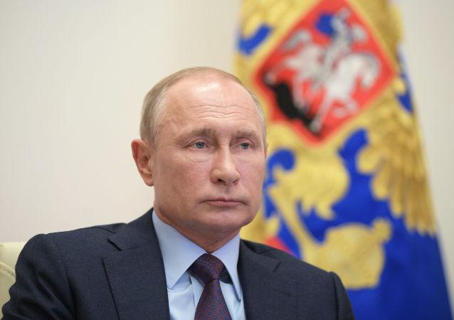 普京:有人想把苏联与纳粹相提并论改写历史 但我们无需辩解