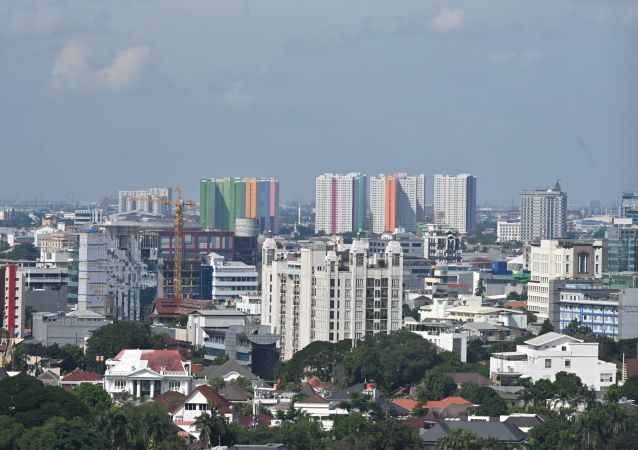 雅加达(印度尼西亚首都)